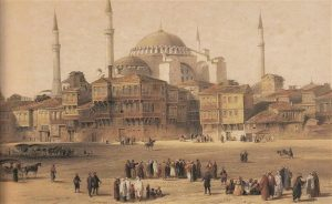 https://www.hurriyetdailynews.com/the-many-legends-of-the-hagia-sophia-72796